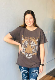 Tiger Head Airport Tee