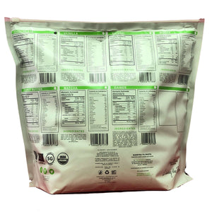 Proteína orgánica One Nature, MASS GAINER 3 Kg. (150 porciones)