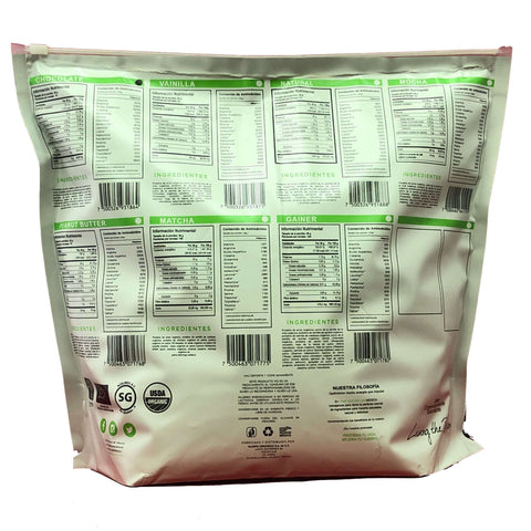 Image of Proteína orgánica One Nature, MASS GAINER 3 Kg. (150 porciones) - One Nature Organic
