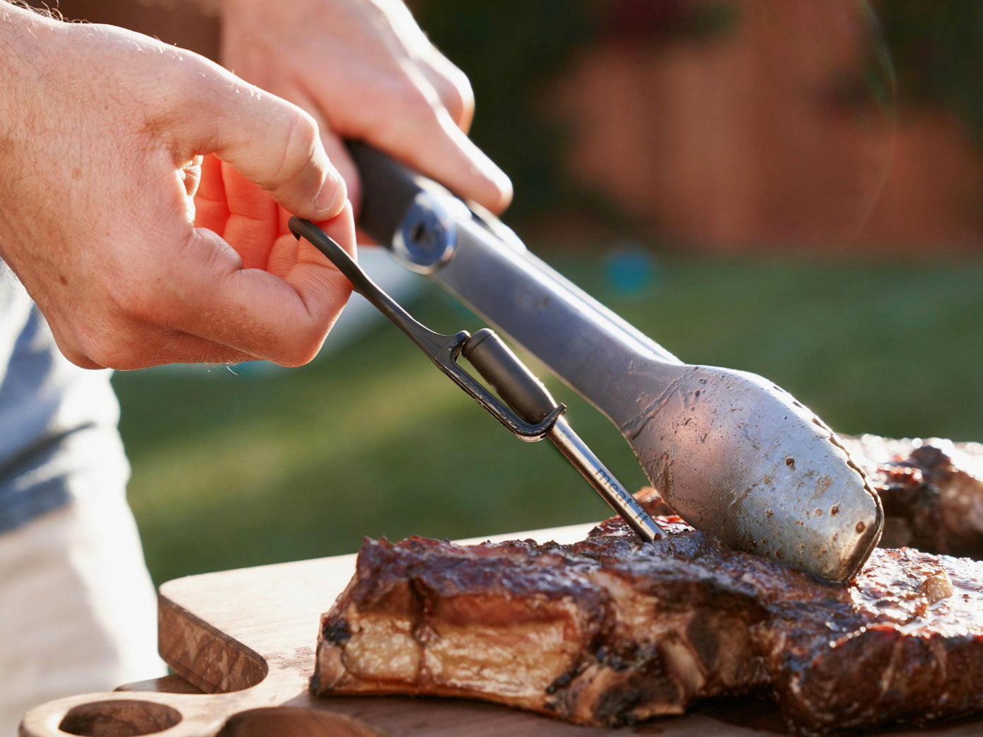 Mastrad Meat It Grill and BBQ Sensor