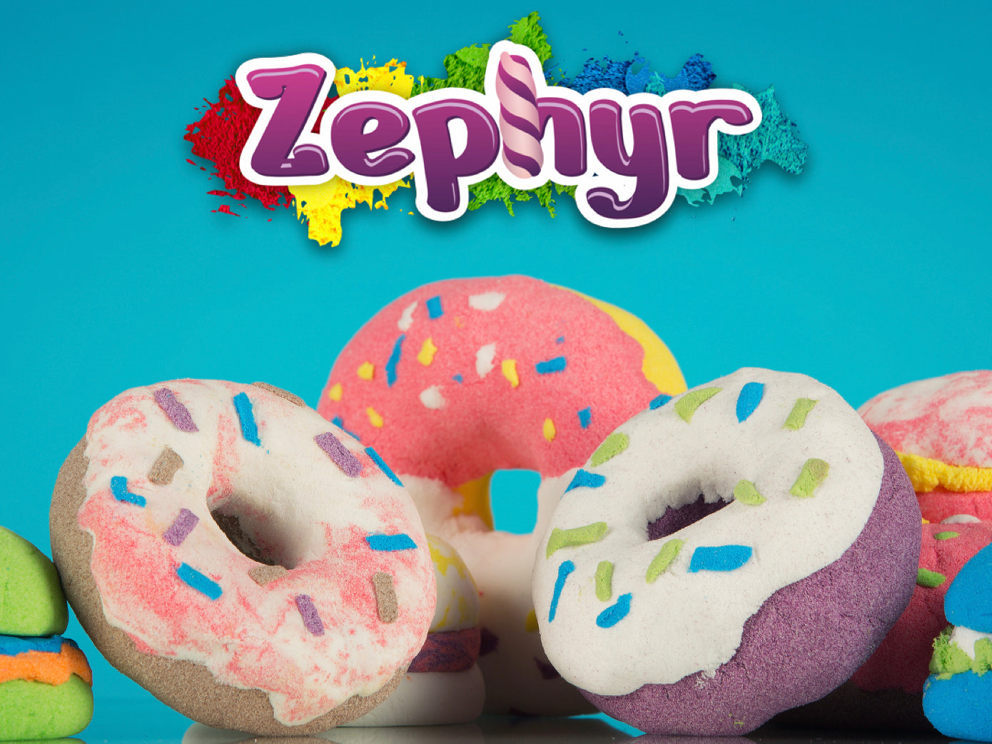 Zephyr Innovative Kinetic Play Dough