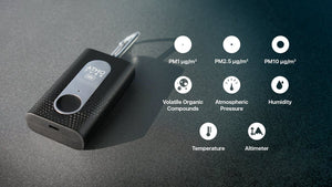 Atmotube Pro Personal Air Quality Coach