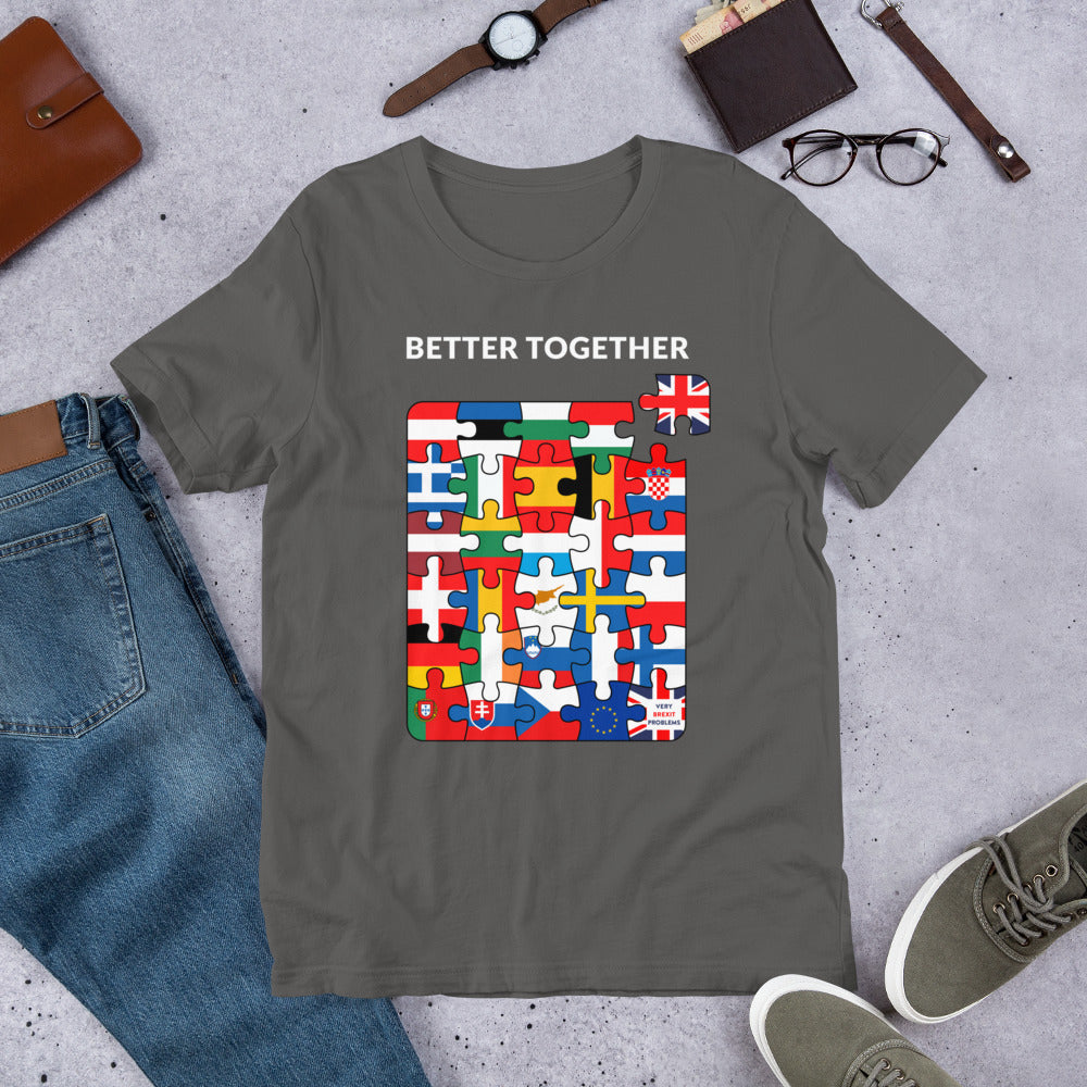 Better Together Unisex T-Shirt