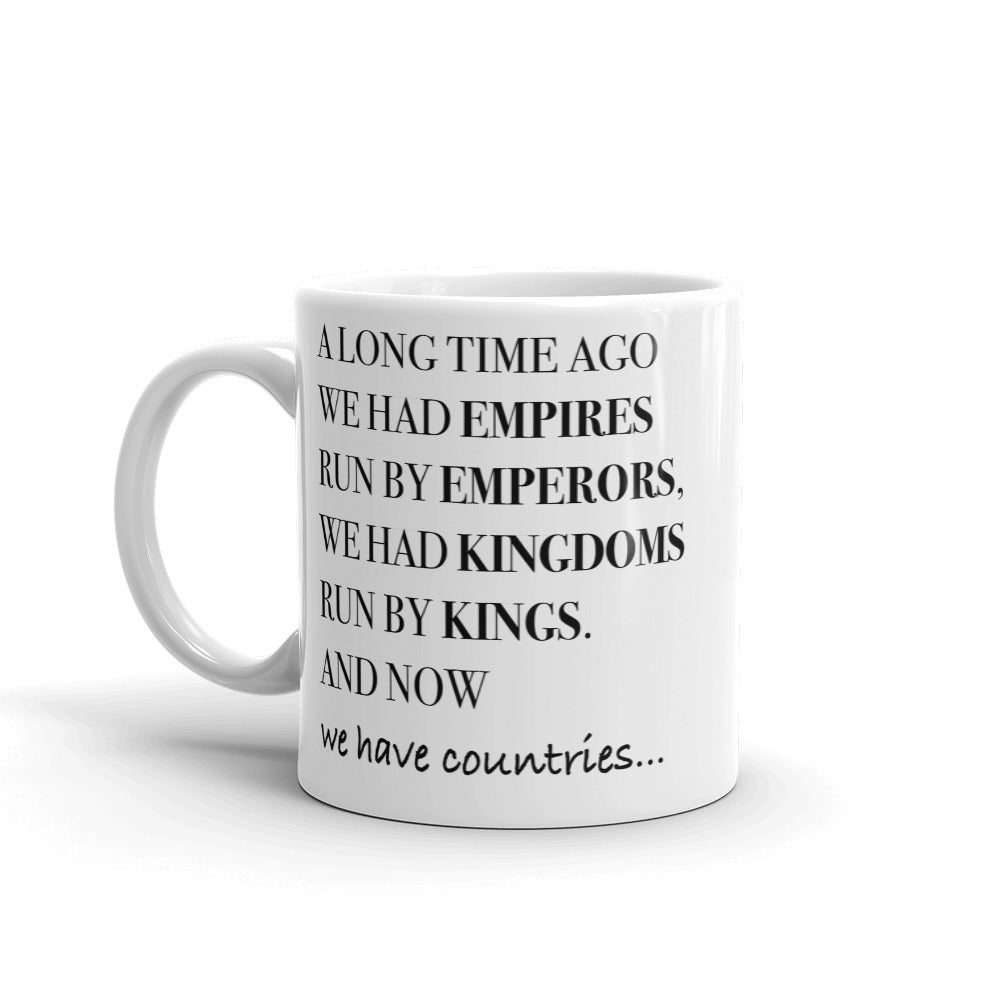 Emperors and Kings Mug