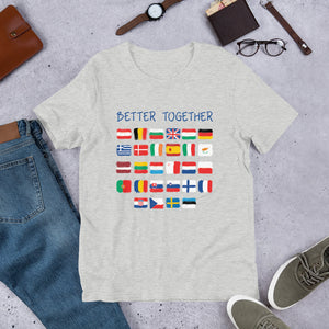 Better Together 2 Unisex T-Shirt