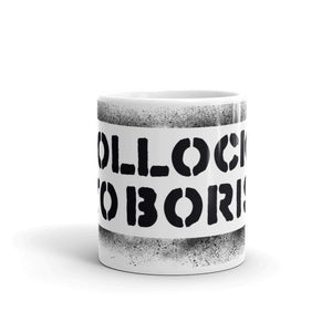 Bollocks to Boris Mug