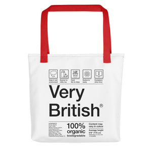 Very British Tote bag