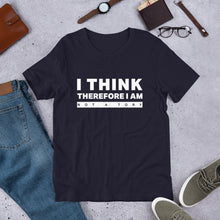 Load image into Gallery viewer, I'm not a Tory Unisex T-Shirt