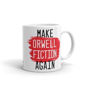 Orwell Fiction Mug