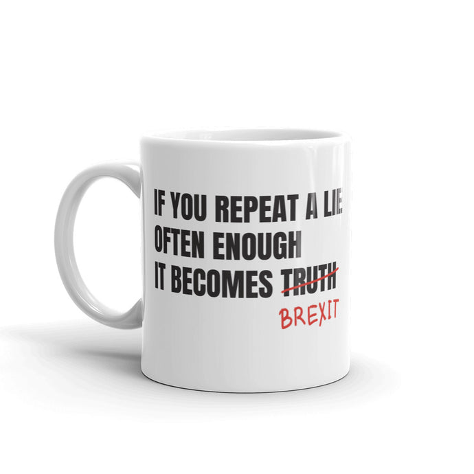 Brexit is a Lie Mug