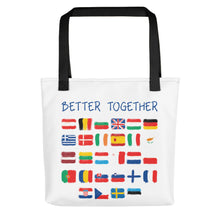 Load image into Gallery viewer, Better Together Tote bag