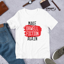Load image into Gallery viewer, Orwell Fiction Unisex T-Shirt