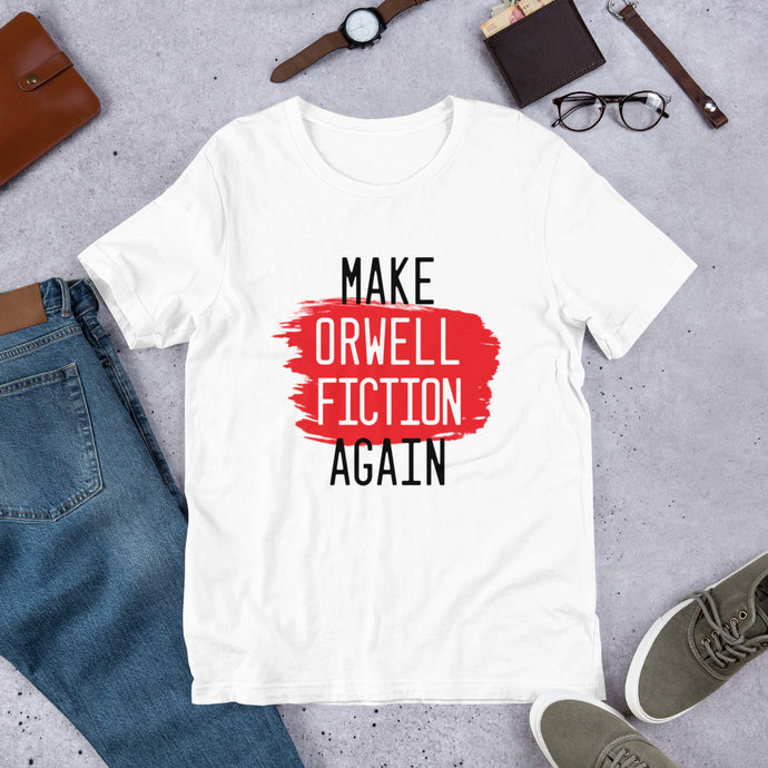 Orwell Fiction Unisex T-Shirt