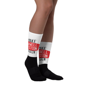 Make Orwell Fiction Socks