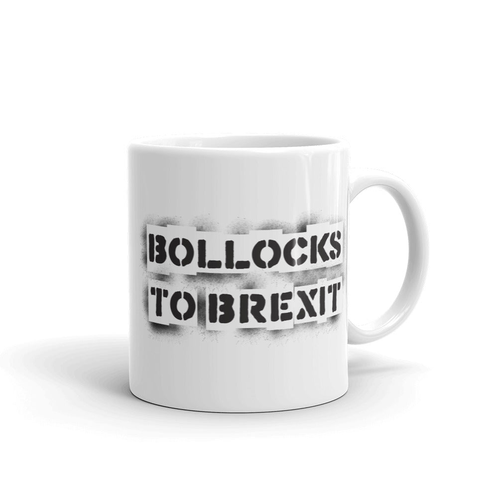 Bollocks to Brexit Mug