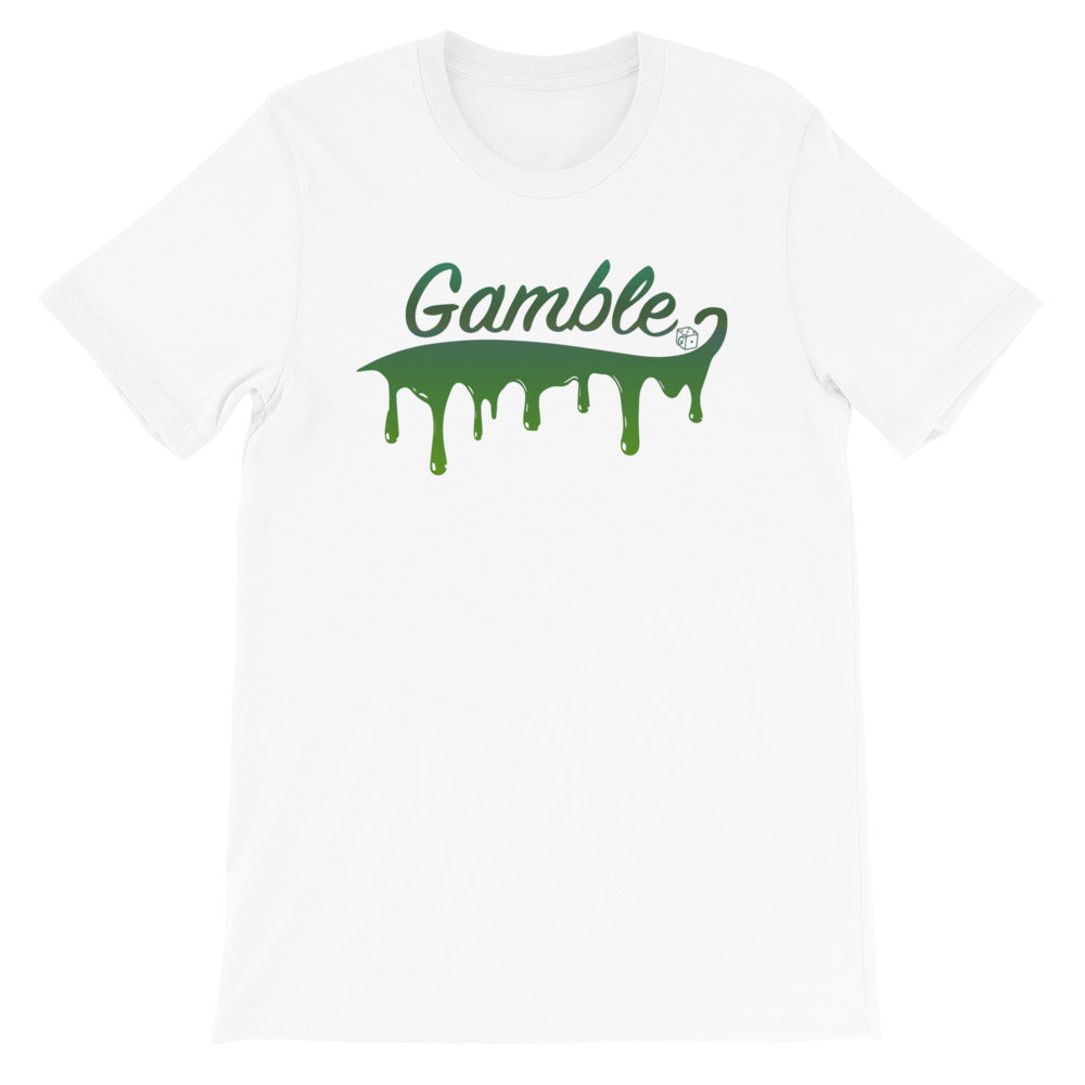 Gamble Drip Short-Sleeve Unisex T-Shirt