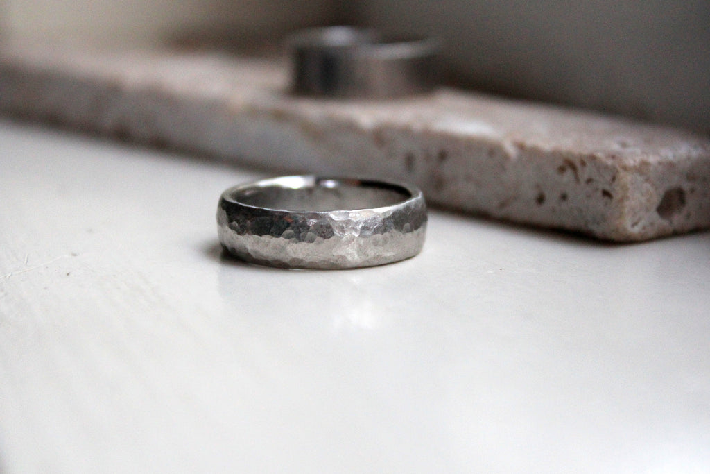 bark rings silver birch wedding shop or grain rustic ring wood wanelo on simple for