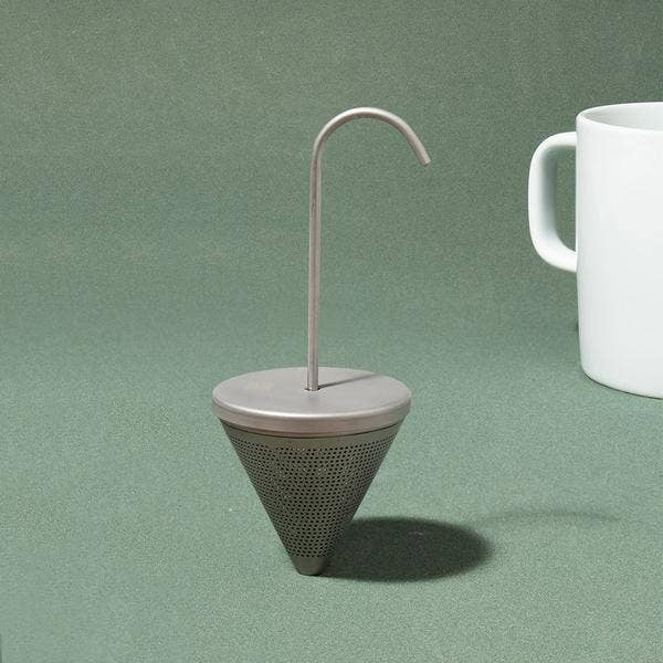 Cone Buoy Tea Infuser