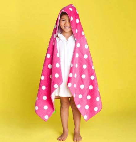 Hooded Towels