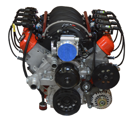 LS TURNKEY ENGINES