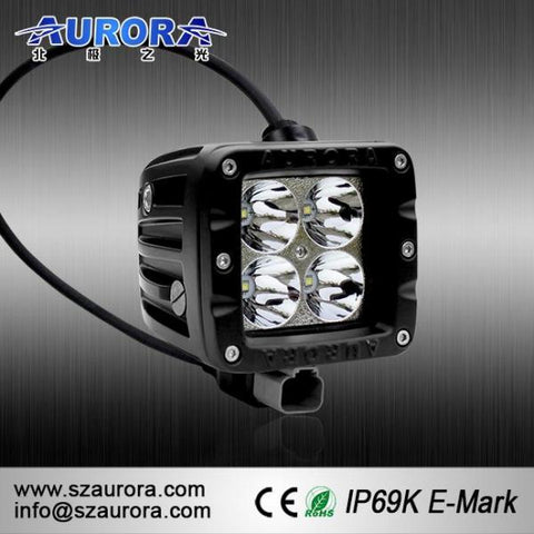 Aurora 2″ Work Light 20W White/Flood