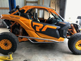 "72"" WIDTH CAN AM X3 V2 TREE KICKERS/ROCK SLIDERS"