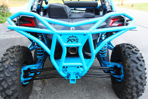 CAN AM X3 PREDATOR REAR BUMPER