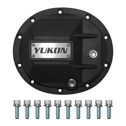 Yukon Hardcore Differential Cover for Model 35 Differentials