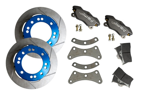 Front Light Weight Brake Kit for Ouverson Super 8 Wheel Hub