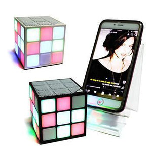 Altavoz Inalámbrico Portátil Magic Cube