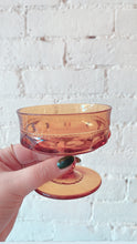 Vintage Amber Coupes