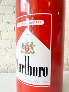 Vintage 1980's Kartell Marlboro Ashtray/Umbrella Stand