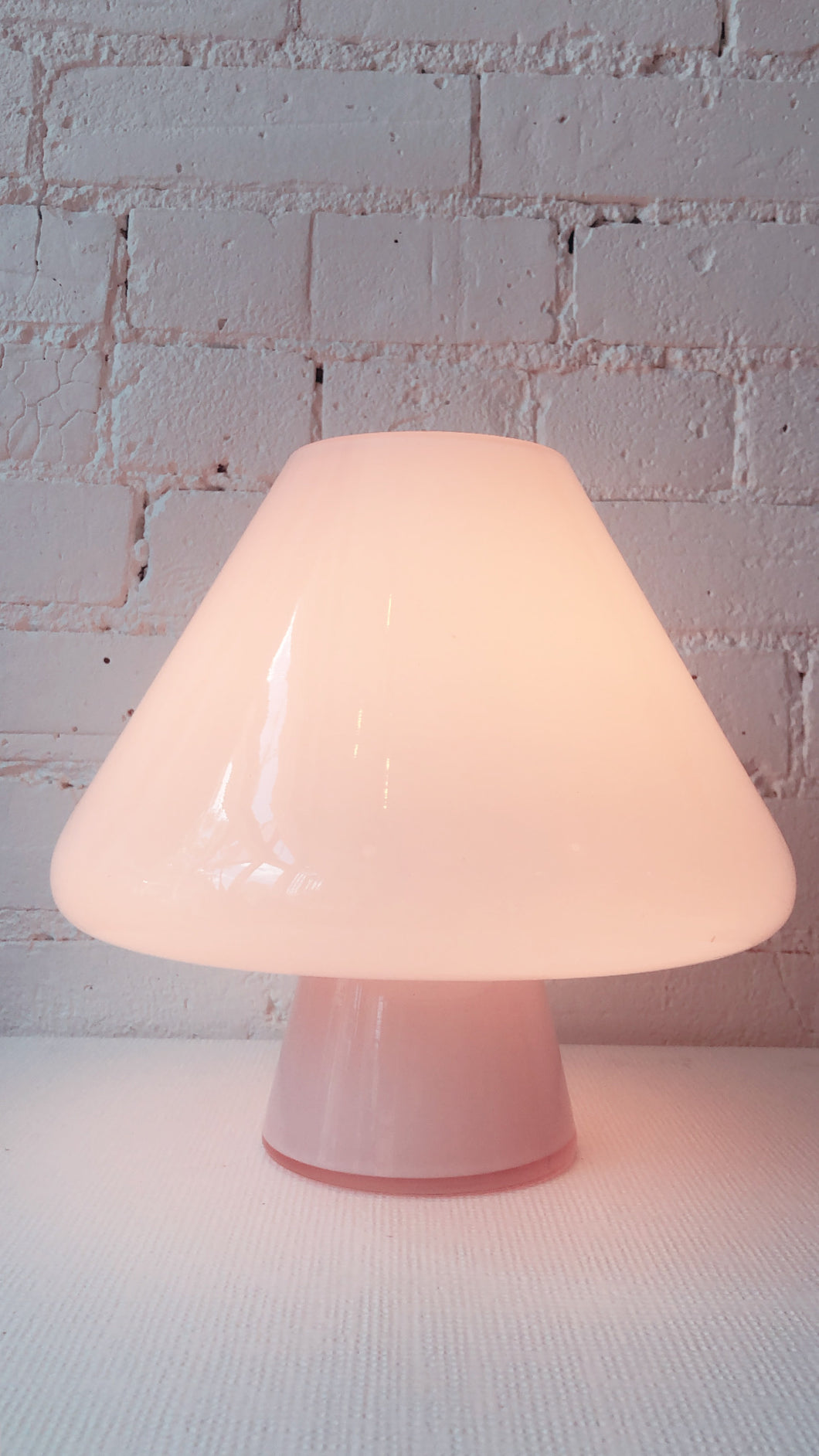 Rare Monumental Vintage Murano Lamp by RES Lighting (Venice Italy)