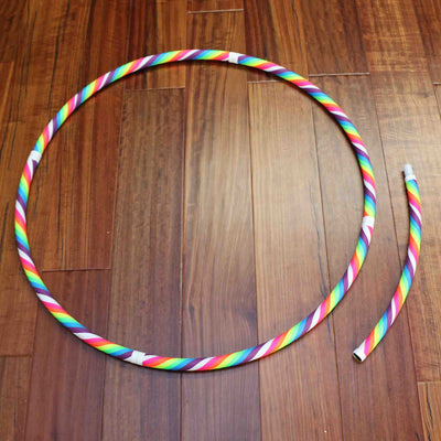Rainbow Travel Hoop and Trainer