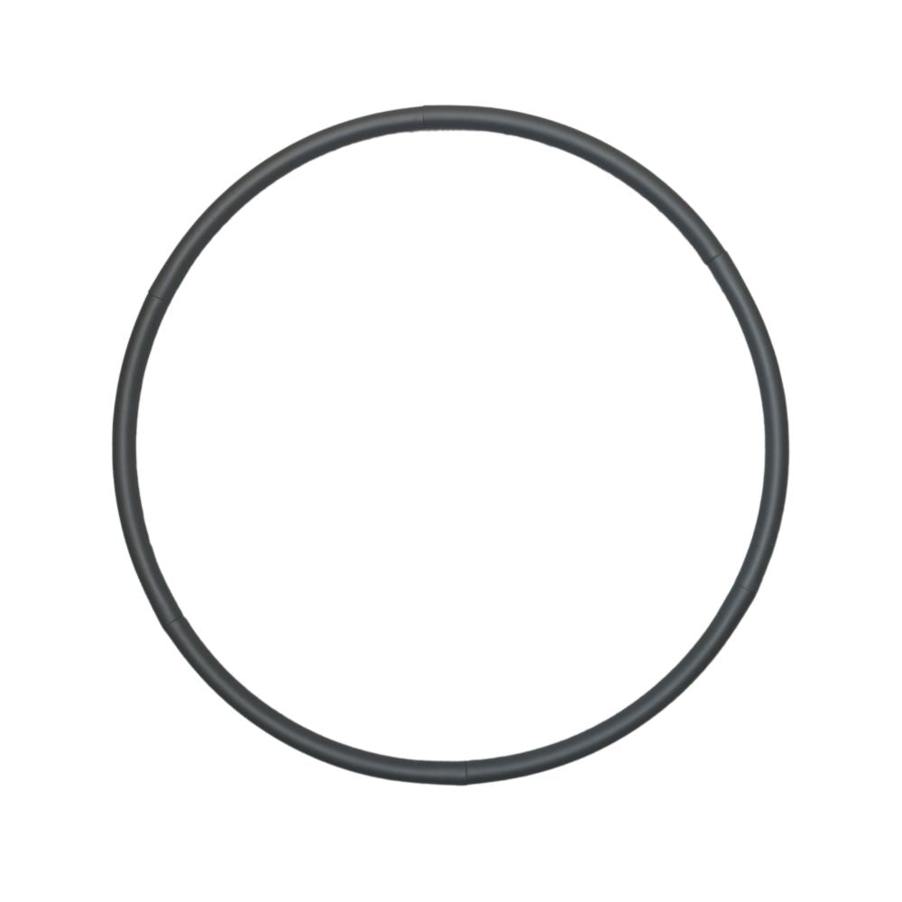 Weighted Hula Hoop - Solid Grey