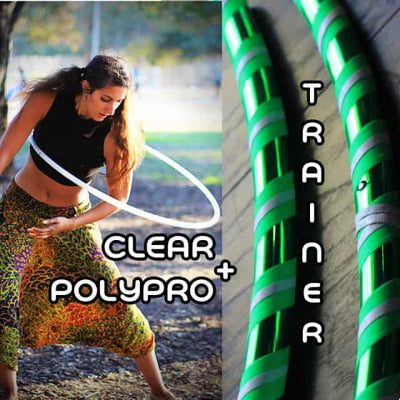 *COMBO PACK* // Clear Polypro + Trainer (2 in 1) // SAVE $10