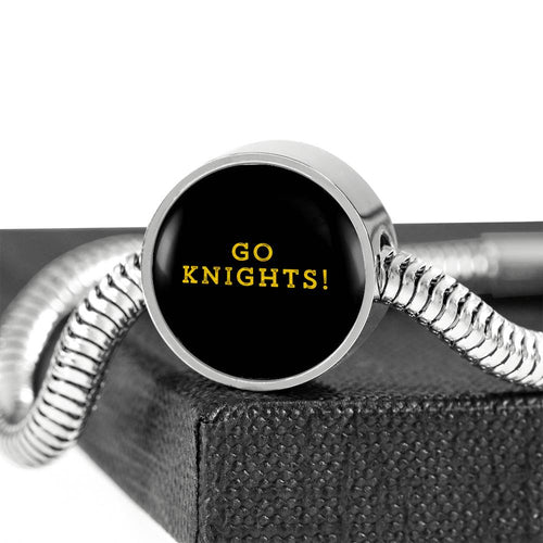 Knights Luxury Steel Bracelet
