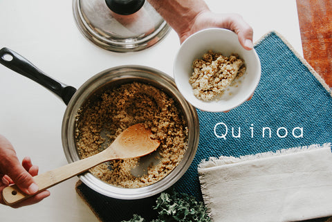 Cooking Quinoa in Kitchen Craft Cookware – Cooking With ...