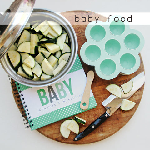 Baby Food – Cooking With Kitchen Craft