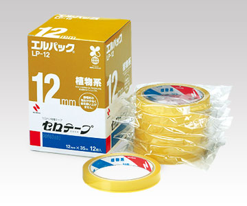 LP-12 Nichiban CELLOTAPE™ 3 Inch Core Tape