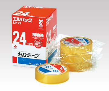 LP-24 Nichiban CELLOTAPE™ 3 Inch Core Tape
