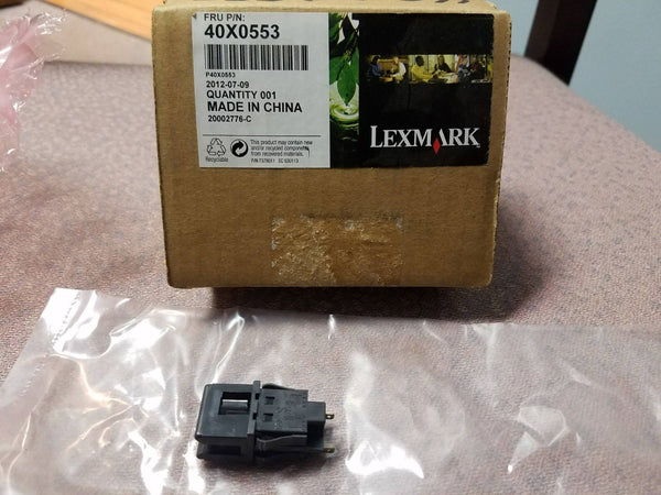 40X0553 Lexmark Switch Door Interlock Part x945e Mfp x945e w850dn w850n c935dn