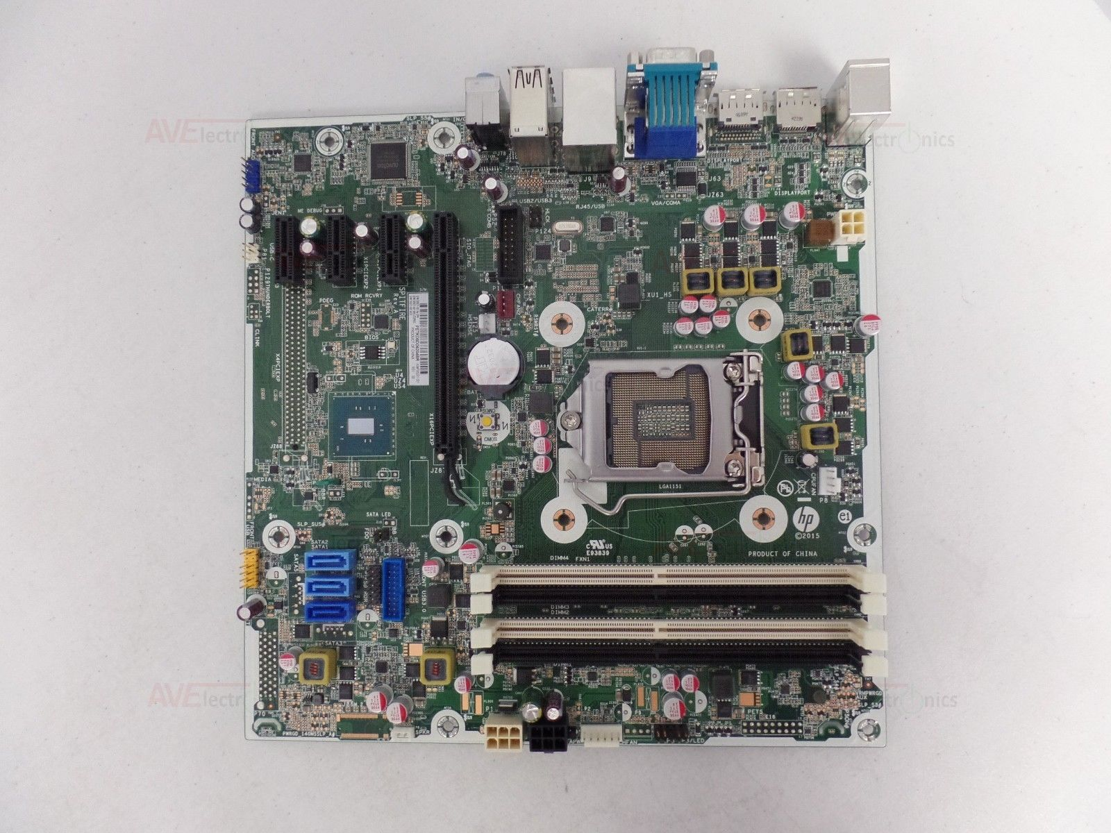 Genuine 795971-601, System board with Win8 Pro DPK for HP ProDesk 600 G2 MT/SFF
