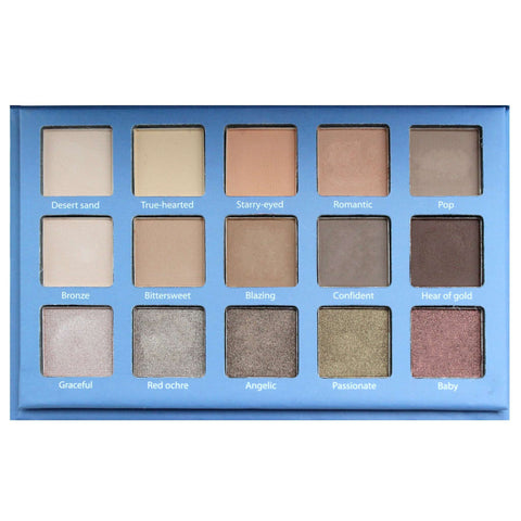 Eyeshadow Palette Fashion - MÓA MOA