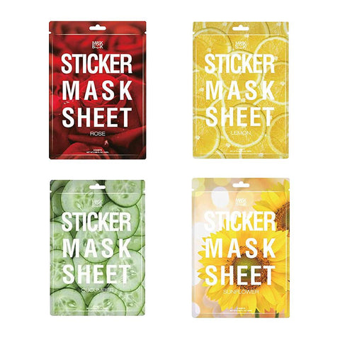 SET STICKER MASKBOOK - MÓA MOA