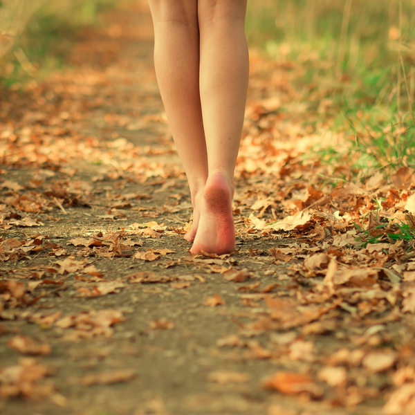 3 Dangers of Walking Barefoot: At Home or Outside