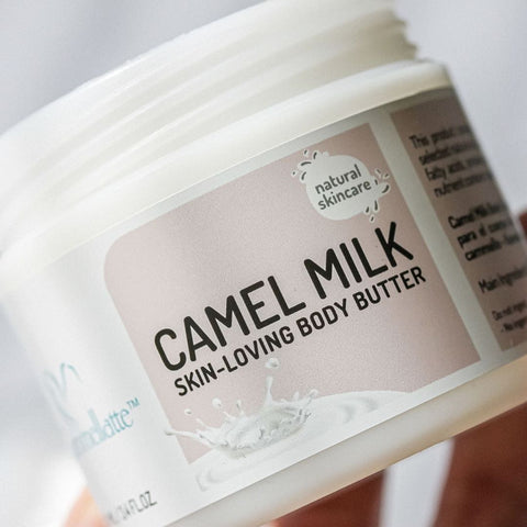 Camel Milk Body Butter