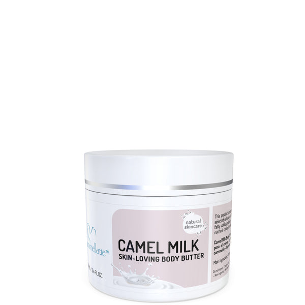 Cammellatte Camel Milk Body Butter Tub