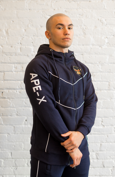 Track Jacket - Ape-X Apparel