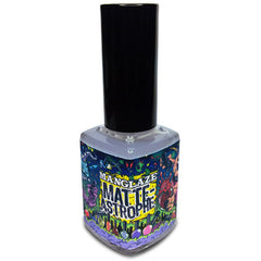Matteastrophe clear matte top coat nail polish bottle